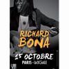Richard Bona, un esthète de la scène.