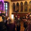 Musikmesse: Al Jarreau honoré par la ville de Francfort.