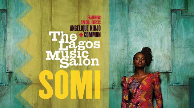SOMI chante ses carnets de Lagos.