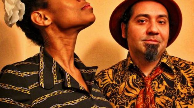 """""""Epistola"""", La nouvelle correspondance musicale de Carmen Souza et de Theo Pascal"""