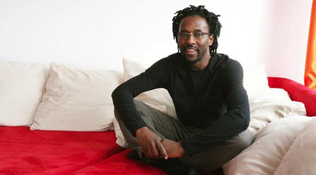 Gino Sitson, l'Afrique revêt ses beaux habits.