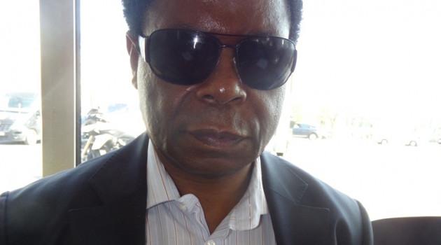 André-Marie Tala: « J'aurais pu faire un duo avec James Brown »