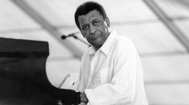 Abdullah Ibrahim, l'autre figure musicale sud-africaine contre l'apartheid primé au Stuttgart Jazz Festival.