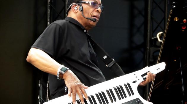 Herbie Hancock en recordman des concerts à Vienne, toujours aussi électrisant et séduisant.
