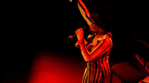 "How Dee Dee Bridgewater electrified Paris at ""La Cigale"""
