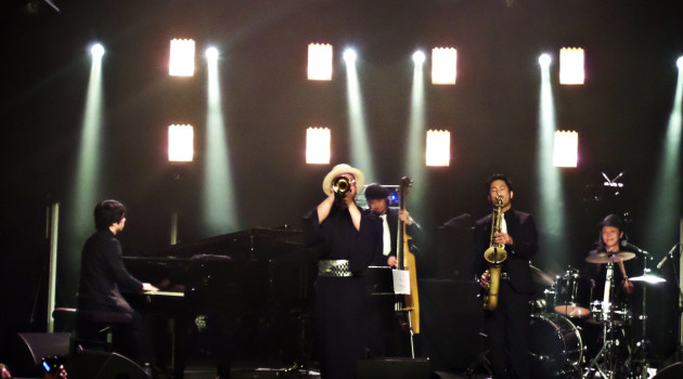 TRI4TH, le quintet explosif de Tokyo.