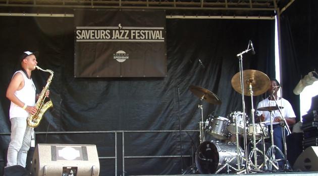 Saveurs Jazz Festival : Moses & Binker ou le sacre d'un dialogue entre Saxophone et Batterie.