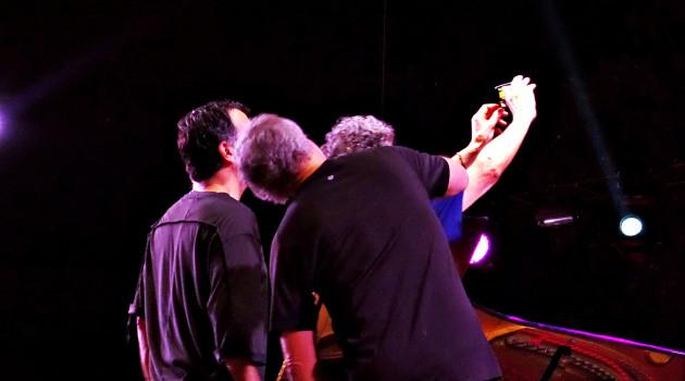Marseille Festival Jazz des Cinq Continents : Chick Corea et son Akoustic Band ont parlé jazz.