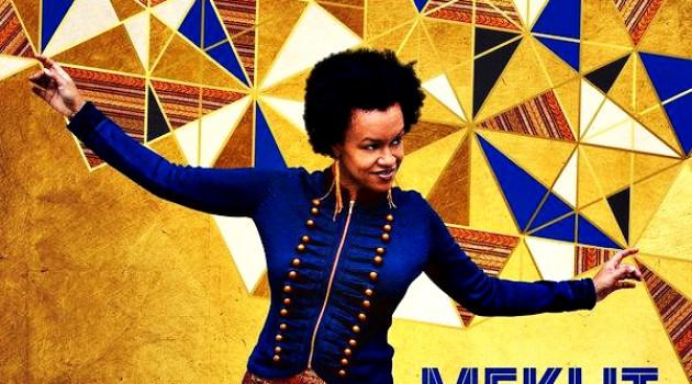 """""""When The People Move, The Music Moves To"""", l'album qui raconte Meklit et réaffirme son indéfectible attachement pour ses origines éthiopiennes."""