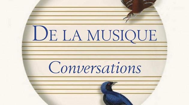 « DE LA MUSIQUE Conversations ». Conversations entre l'écrivain Haruki Murakami et le chef d'orchestre Seiji Ozawa.