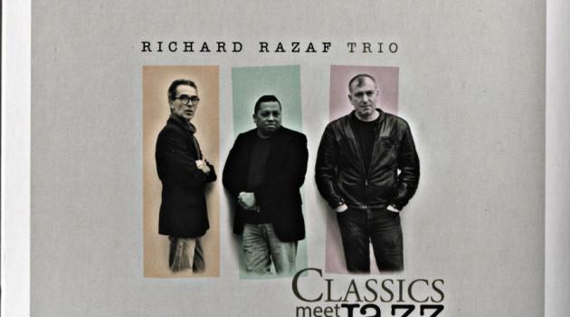 """""""CLASSICS meet JAZZ"""" de Richard Razaf, en parfait équilibre entre deux styles."""
