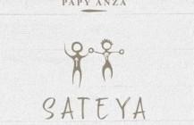 """Papy Anza propose un message d'amour, d'espoir et de fraternité avec son album """"Sateya""""."""