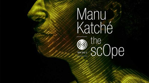 """Manu Katché propose, avec son dixième album """"ScOpe"""", un parallèle entre la musique et la médecine."""