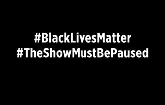 """L'indécente """"Black Lives Matter & Show must be paused"""" de l'industrie musicale."""