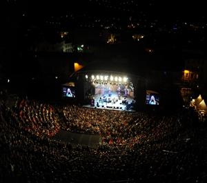 Jazz à Vienne 2014, Ibrahim Malouf enthousiasme le Theatre Antique & Robert Plant revisite les Led Zeppelin.