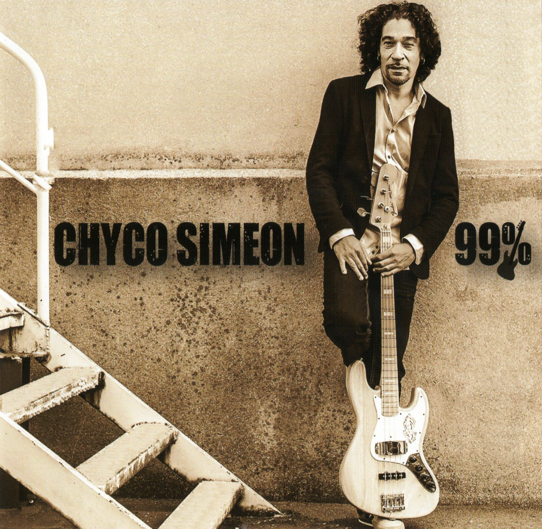 99%, le cri d'indignation de la basse de Chyco Siméon.