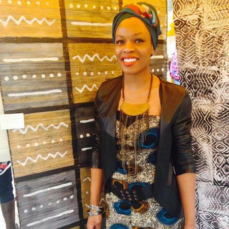 """Christiane Ngono à """"AfricaParis 2015"""""""