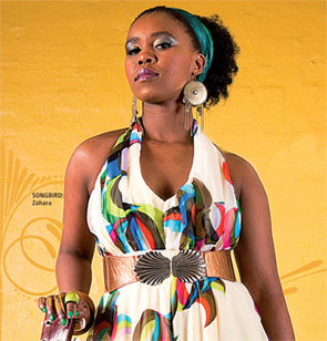 Zahara, l'autre célèbre voix xhosa