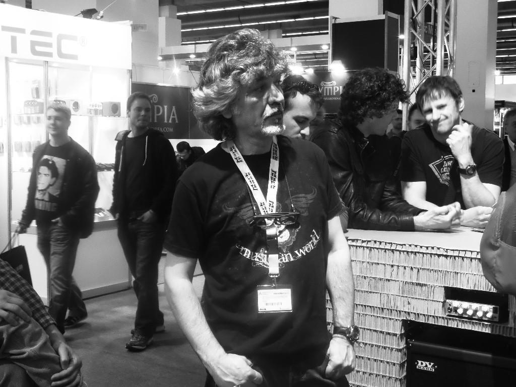 ©Tribune2lartiste|Frankfurt Musikmesse 2015| Markbass-Ricardo