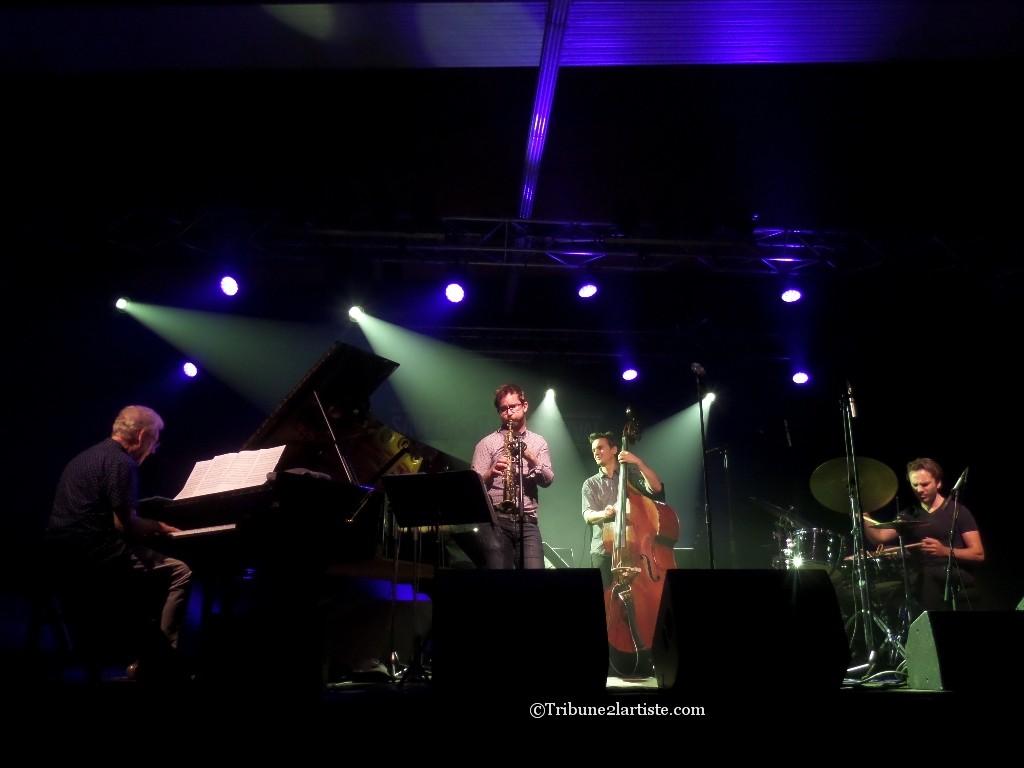 ©Tribune2lartiste/S.Kerecki 4TET/Saveurs Jazz