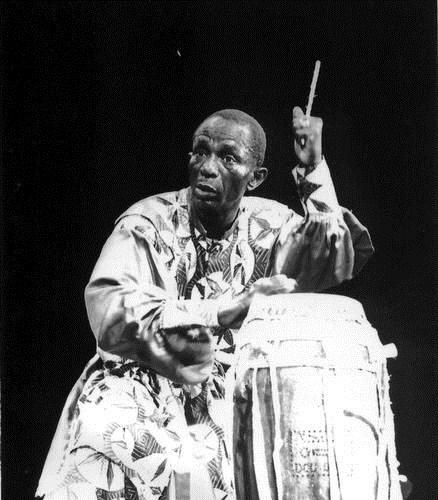Doudou Ndiaye Rose, le mathématicien des rythmes s'est éteint