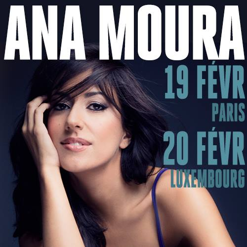 """Ana Moura: """"I just want people to feel that the music is good and honest to what I am"""""""