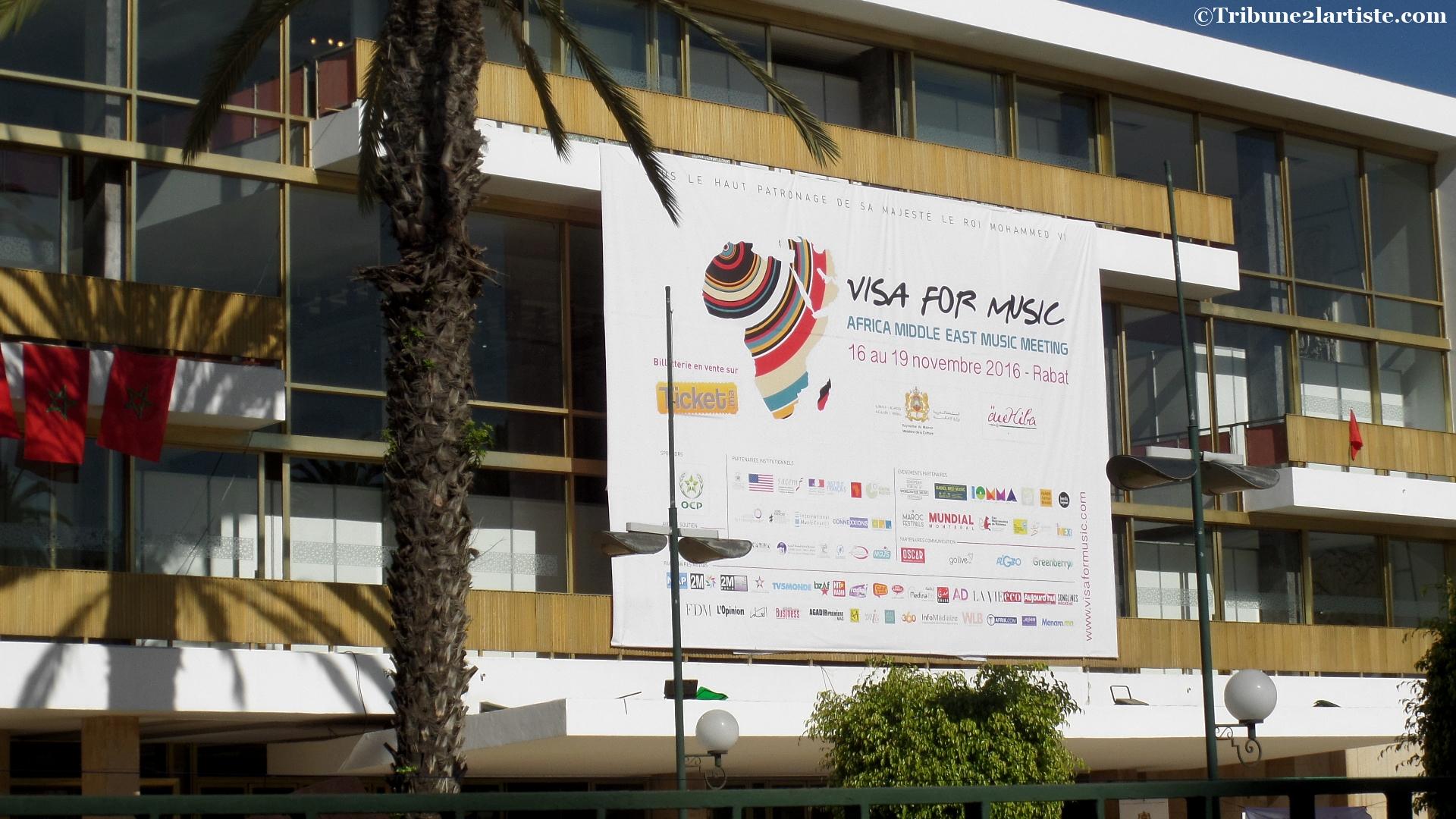 Visa for Music 2016,une troisième édition couronnée de succès.