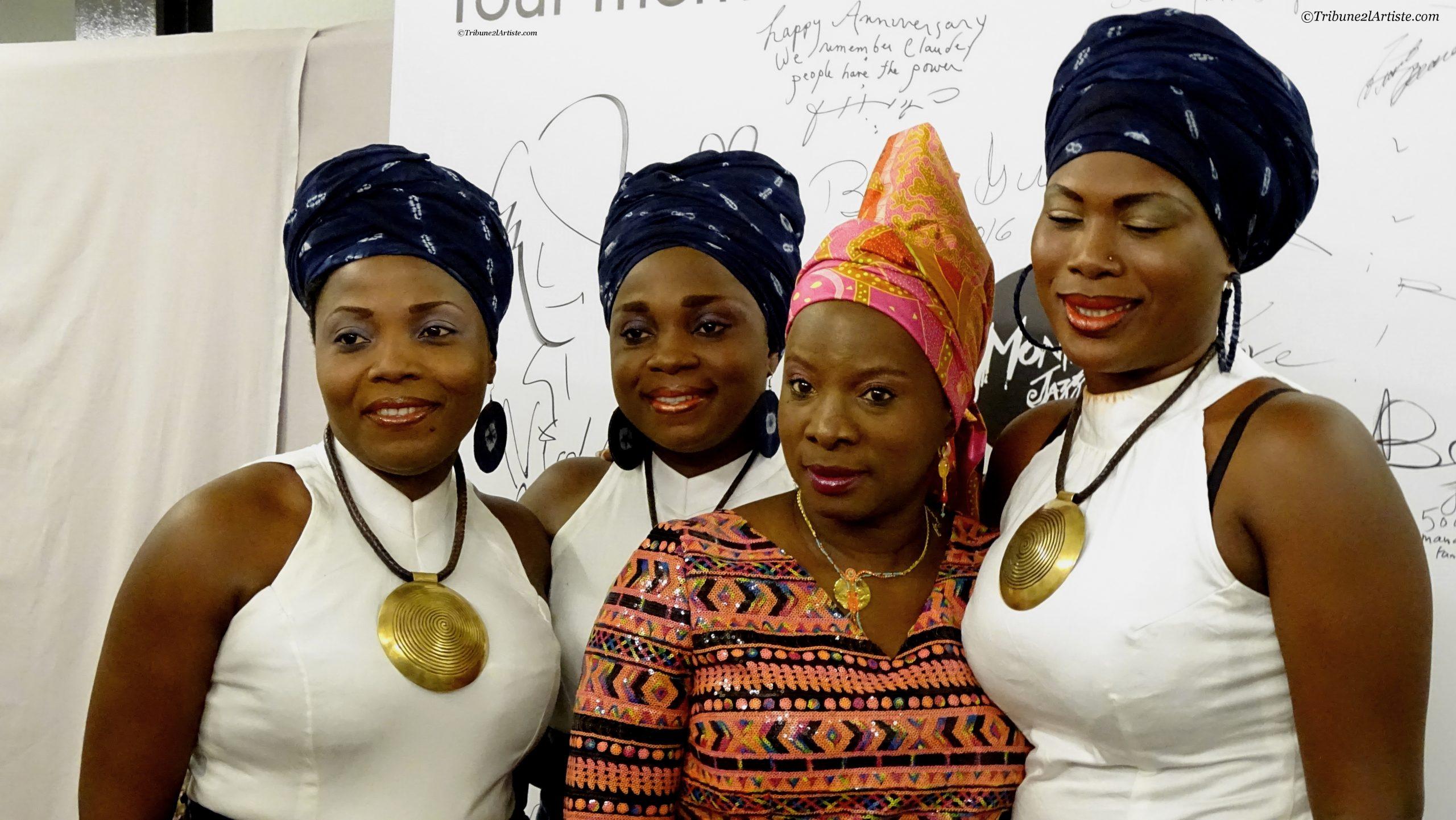 Trio Teriba, la force tranquille de ces dames qui exaltent le chant vodoun*