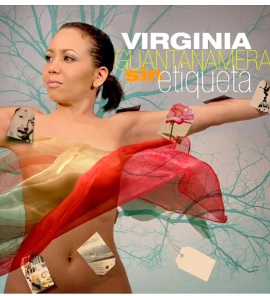 """""""Sin Etiqueta"""", l'étiquette de Virginia Guantanamera."""