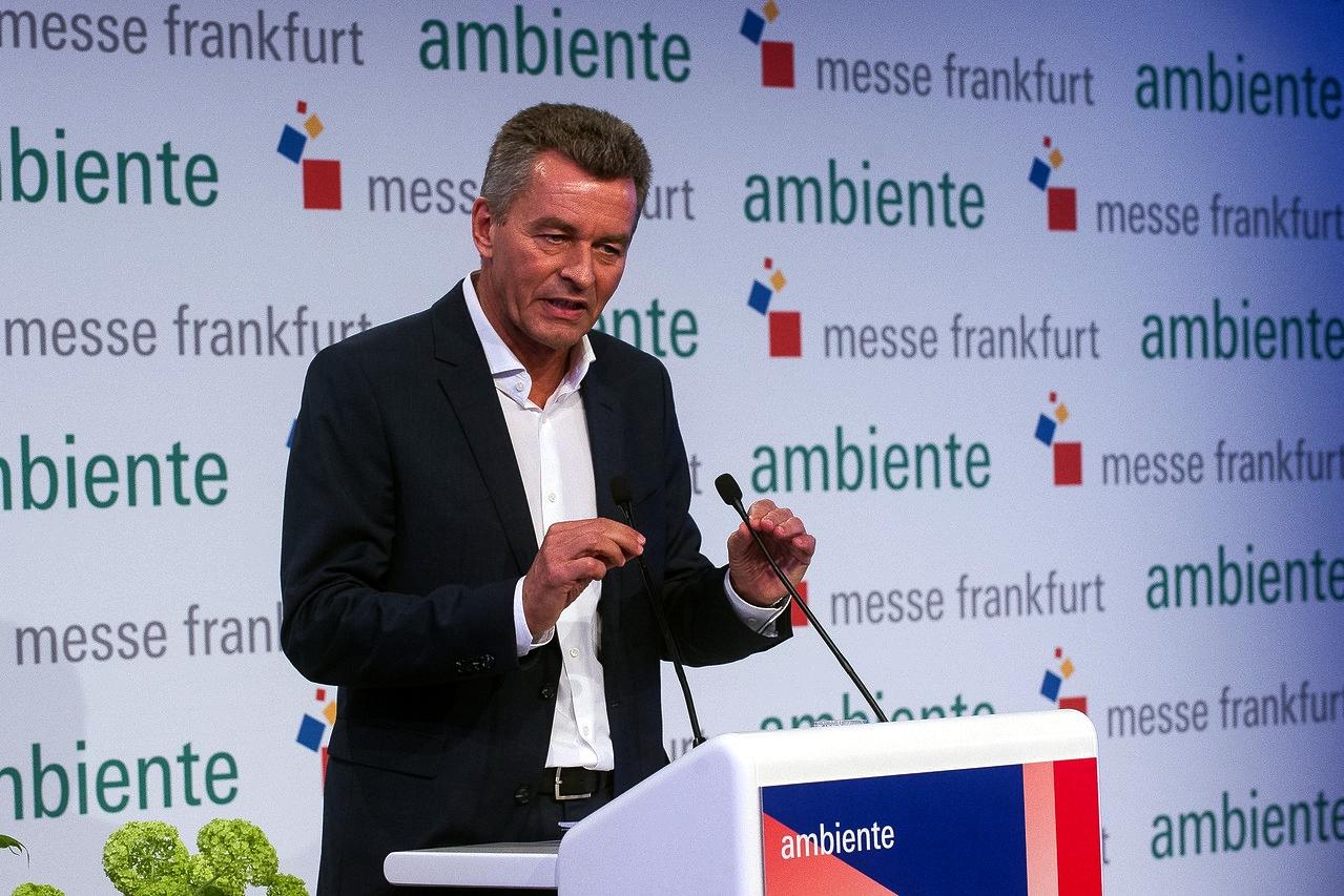 Foire musicale de Francfort (Musikmesse), un succès, malgré le léger froid des chiffres.