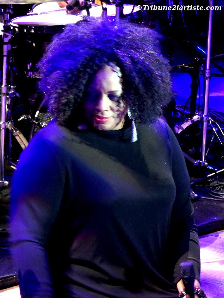 La vocaliste Dianne Reeves, lauréate de NEA Jazz Masters 2018.