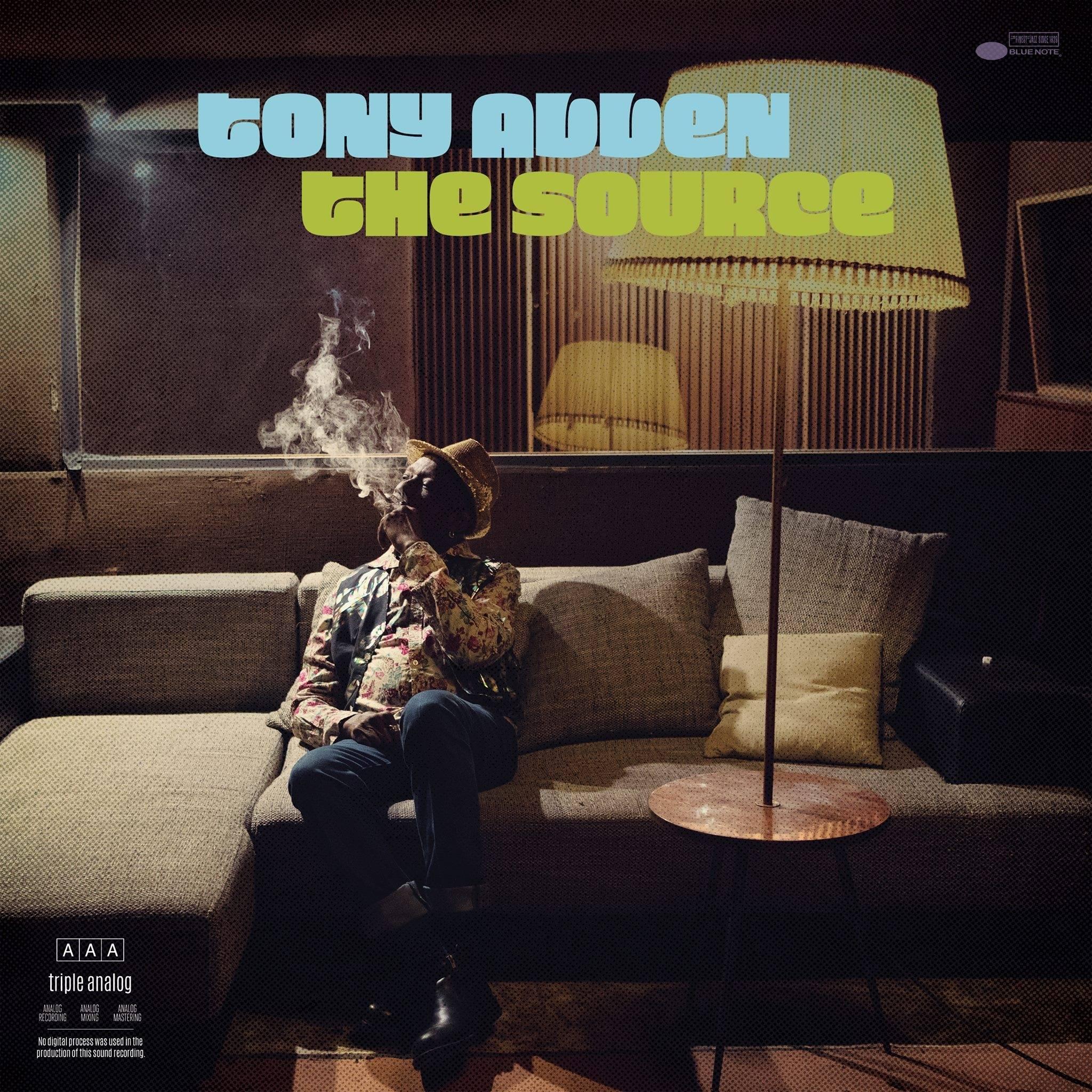 """""""The Source"""", comme un guide du parcours dans l'Afrobeat par Tony Allen"""