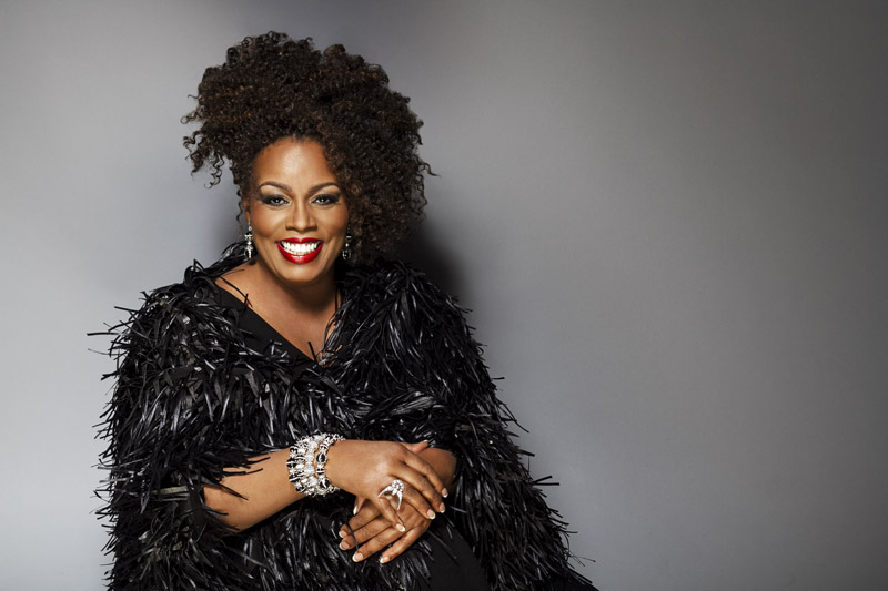 """Dianne Reeves: """"Maybe you don't know what you wanna do, but know what you don't want to do"""""""