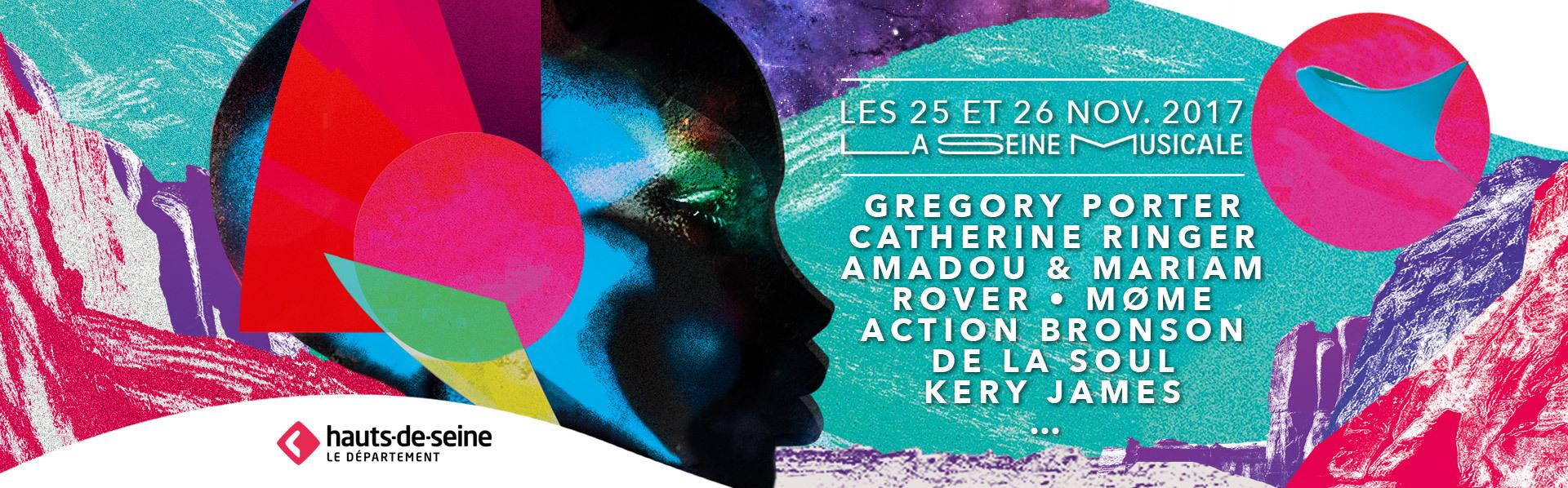 LE FESTIVAL CHORUS 2017 revient du 20 au 26 novembre à La Défense et à La Seine Musicale.