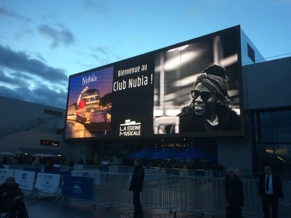 Le NUBIA, plus qu'un autre club de jazz dans l'enceinte de La SEINE MUSICALE et l'univers parisien, un lieu de transmission, d'échanges.