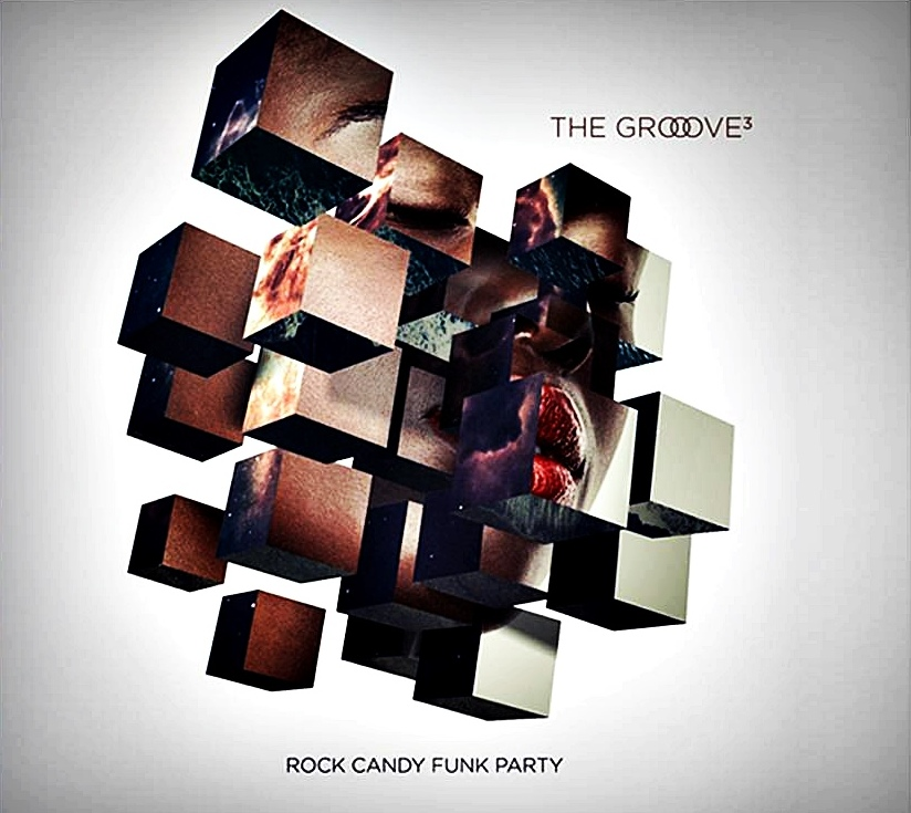 "Finally groove defined by ""Groove Cubed"", the new album of Rock Candy Funk Party band."