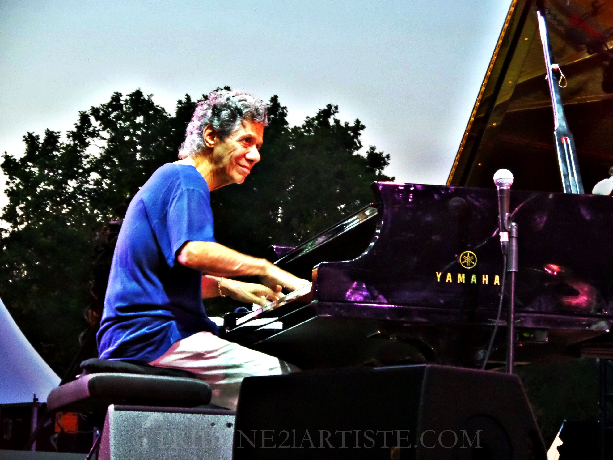 Chick Corea for ever…