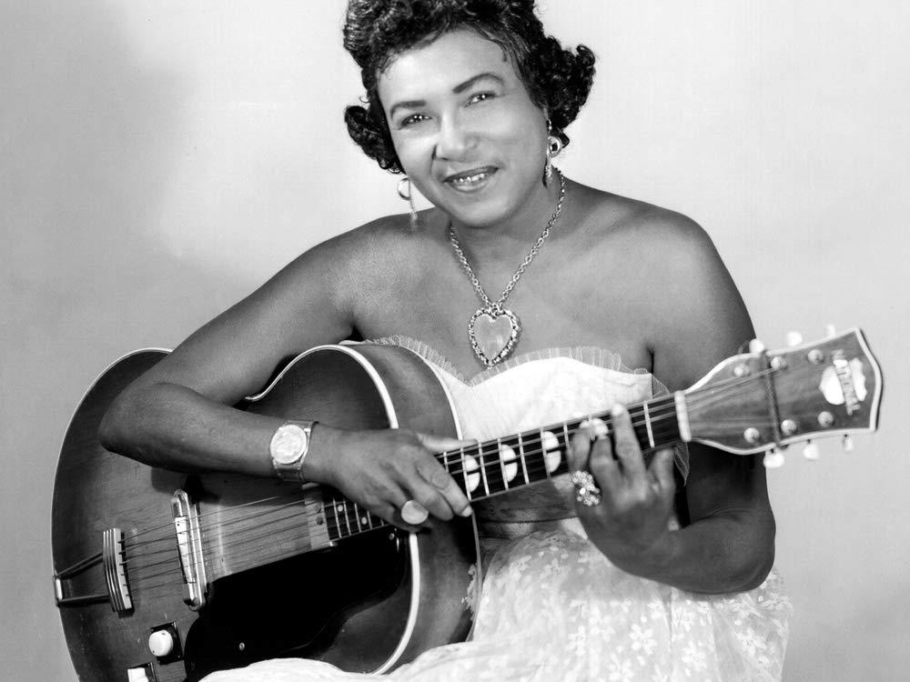 """Ne sont-elles pas suffisamment """"musiciennes"""" pour être des pionnières ? A l'instar de Memphis Minnie"""