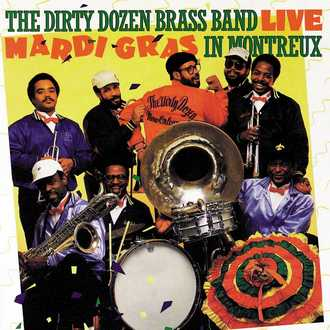 DDBB on K6 (Le Dirty Dozen Brass Band à Cassis).