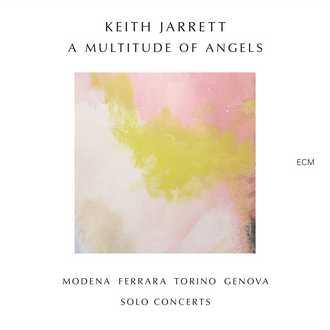 """Le coffret """"A Multitude Of Angels"""" de Keith Jarrett, une façon de comprendre et de pénétrer dans le monde du pianiste."""