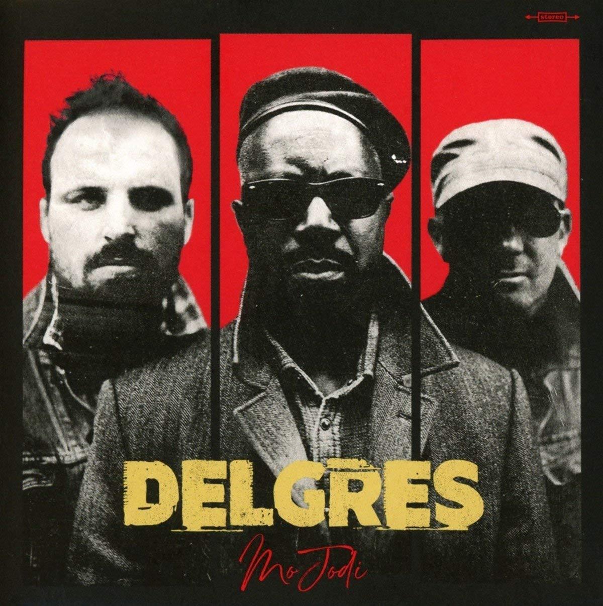 L'album Mo Jodi, lettre ouverte au Président par le groupe Delgres.