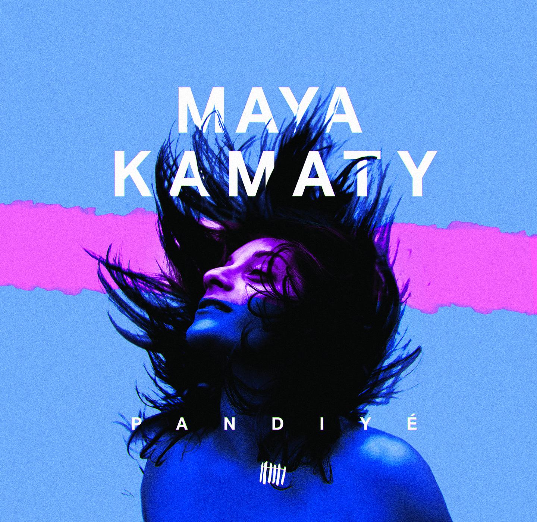 MAYA KAMATY fait voyager le MALOYA dans le présent en empruntant aux  outils de son époque, tout en respectant l'esprit originel de celui-ci.