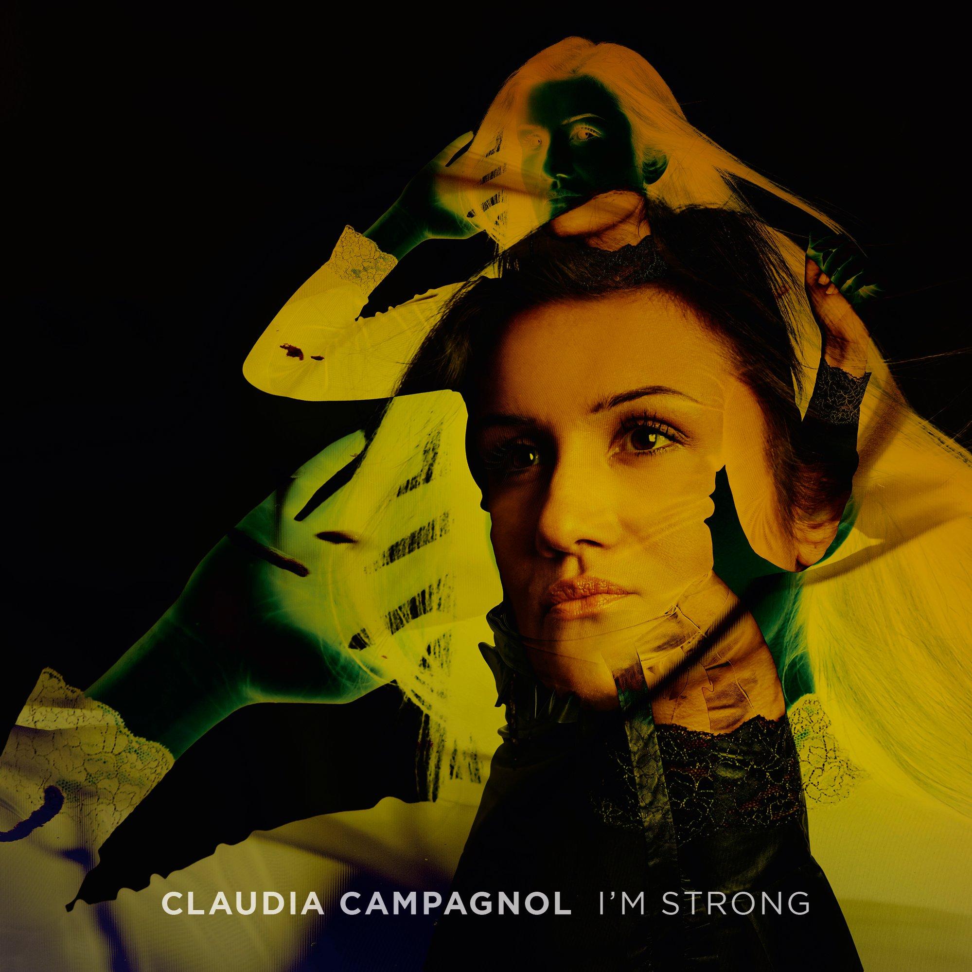 """Avec """"I'M STRONG"""", Claudia Campagnol signe un premier essai, un essai de qualité."""