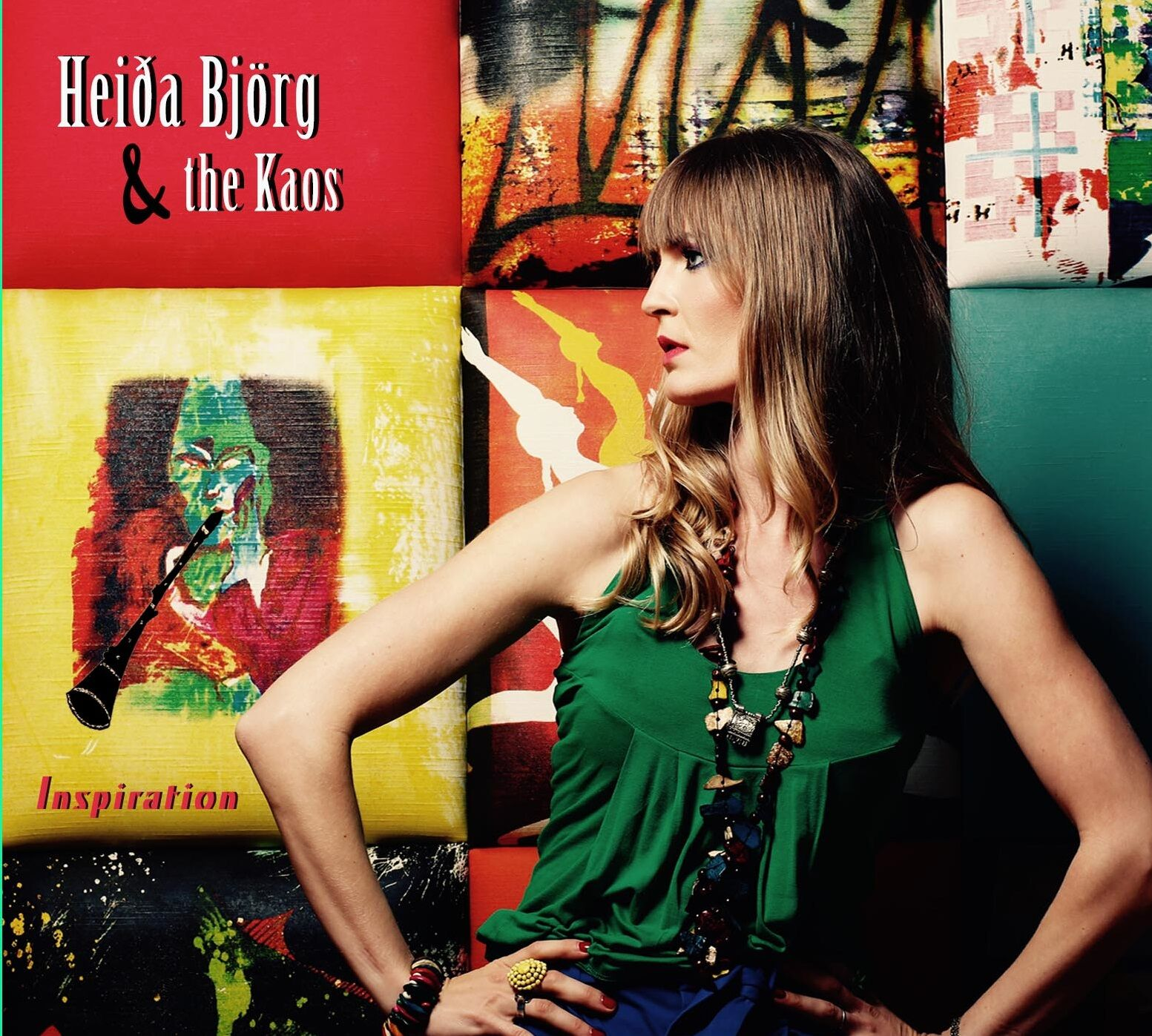 Le nouvel album d'Heiða Björg & The Kaos confirme que divine ou lunaire, l'inspiration reste indispensable à toute création !