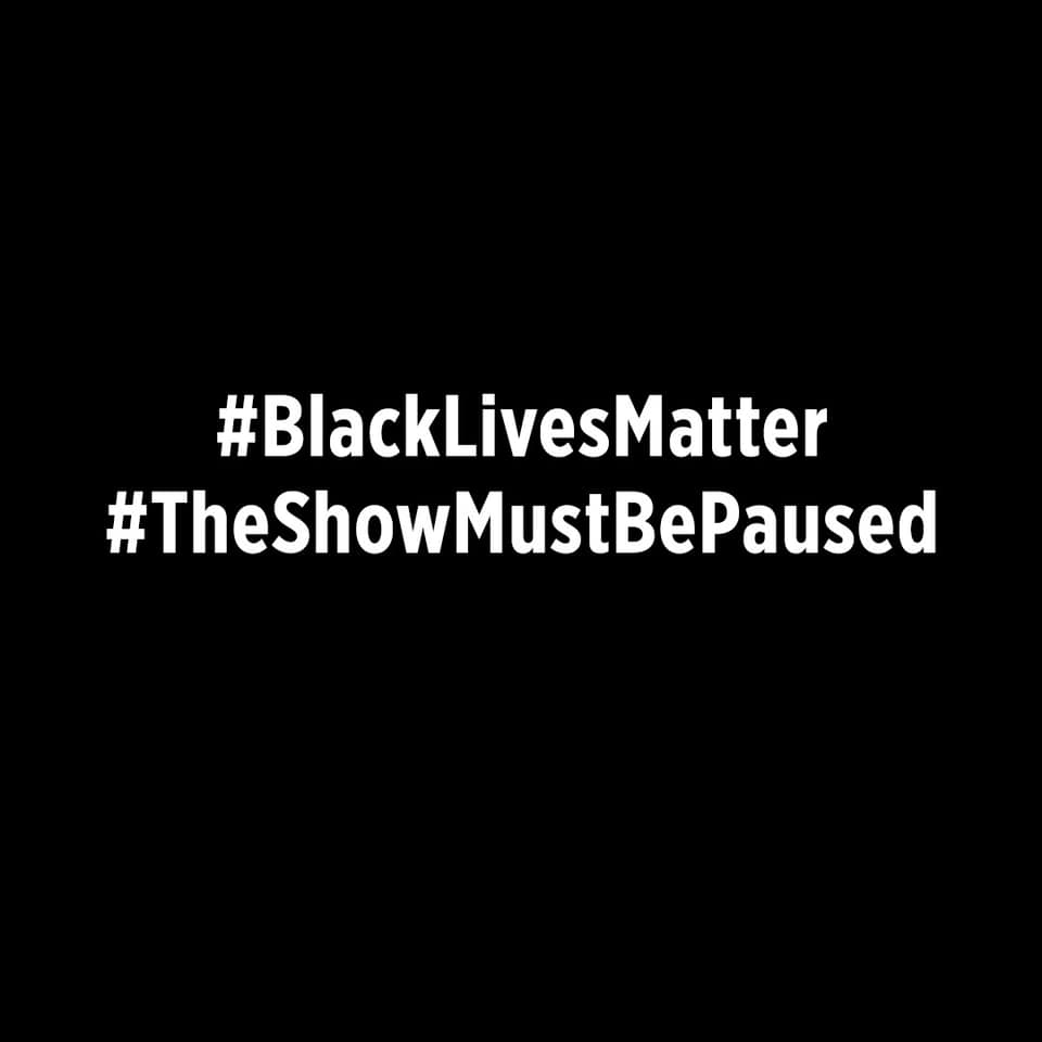 "L'indécente ""Black Lives Matter & Show must be paused"" de l'industrie musicale."