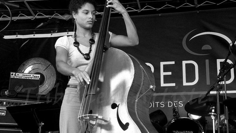 Sélène Saint Aimé, le futur du jazz en France.